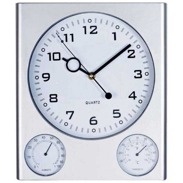 Plastic wall clock 'den haag'