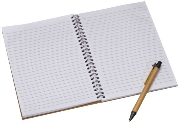 A5 eco notepad 'kentwood'