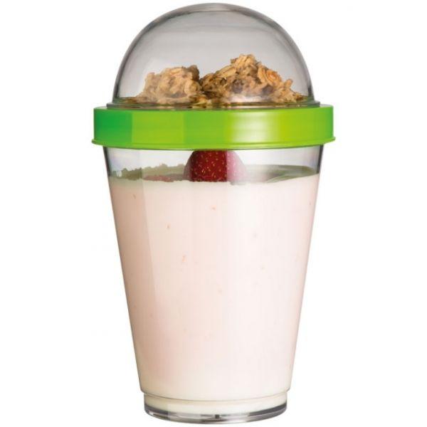 Yoghurt cup to go
