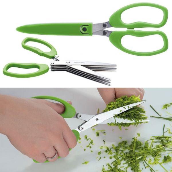 Chive scissors