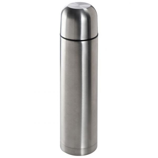 Stainless steel isolating flask
