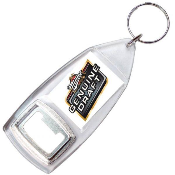 Acrylic opener