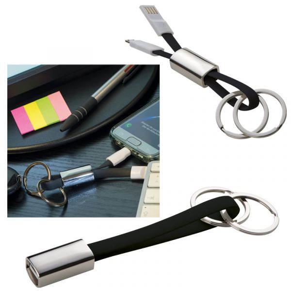 Key ring data cable micro-USB ARCO