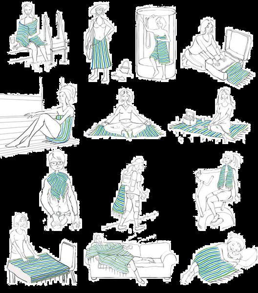 Hammam rätik Basic