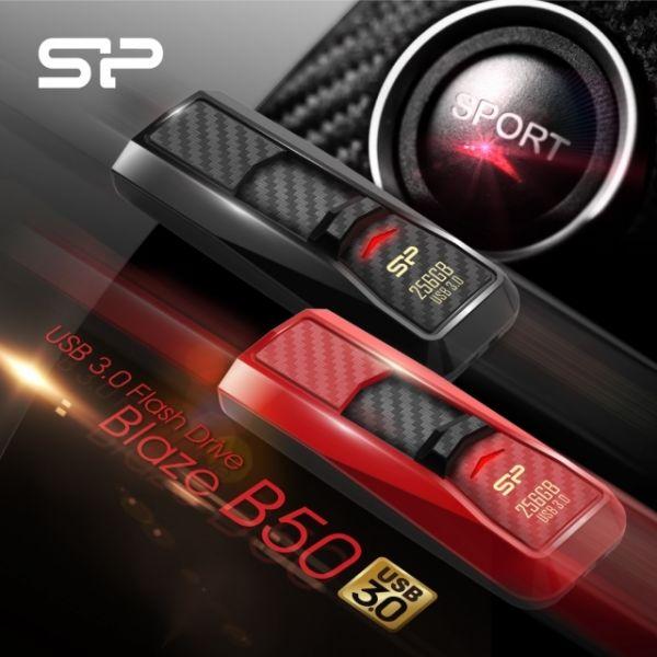 Pendrive Silicon Power Blaze B50 3.0