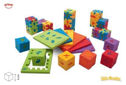 Happy Cube puzzle