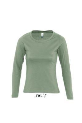 Women's long sleeve T-shirt Majestic