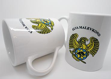 Fotokruus Elva Malevkonna logoga