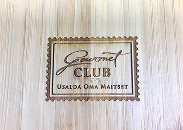 Graveering Gourmet Club