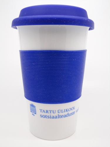 Keraamiline kohvitops Soft Touch keraamikatrükiga