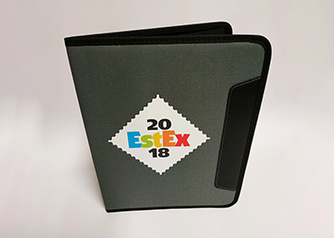 konverentismapp A4 logotrükiga