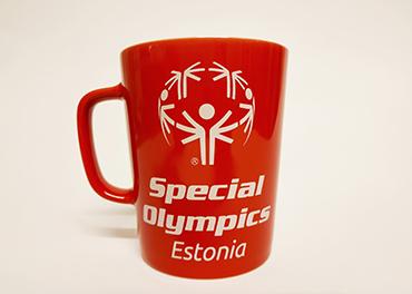Kruus Special Olympics siiditrükiga