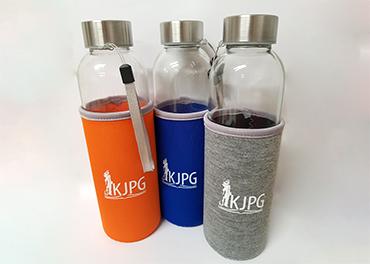 Veepudel Utah Glass KJPG logotrükiga